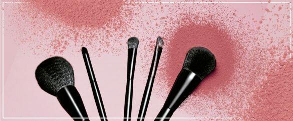 Consejos sobre brochas para un maquillaje de 10