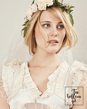 Novia perfecta para el día de su boda