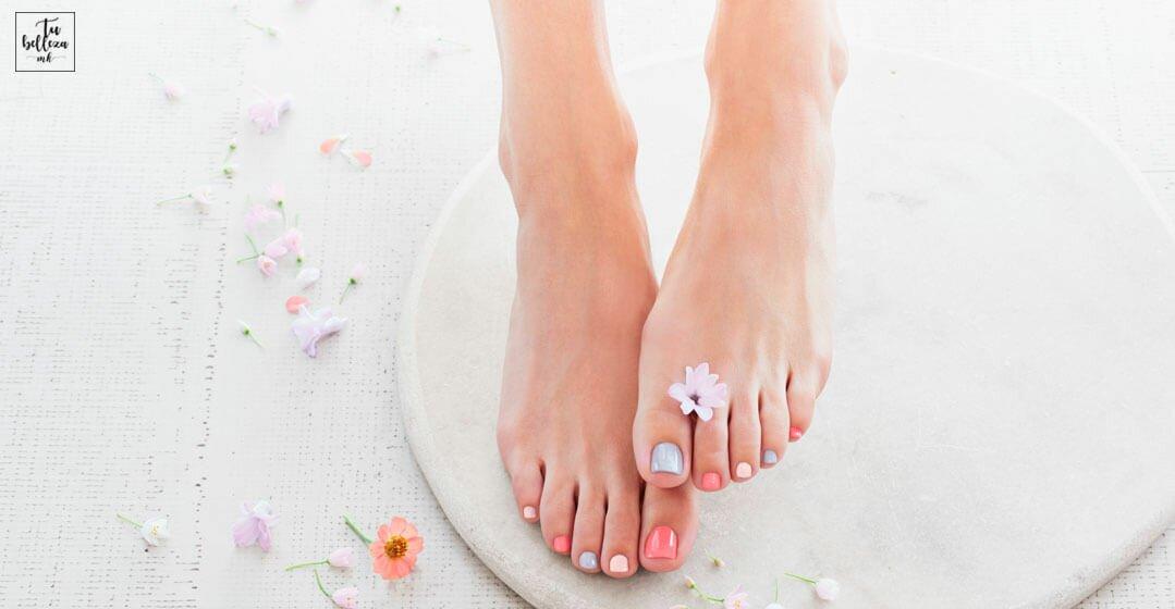 Consejo para cuidar tue pies: cuida tus uñas