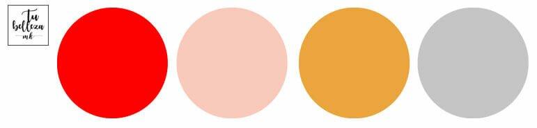 Colores que se llevan esta temporada