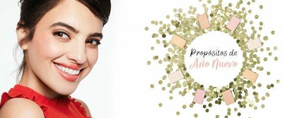 Descubre los propósitos de belleza que debes cumplir para recibir el año con la mejor cara