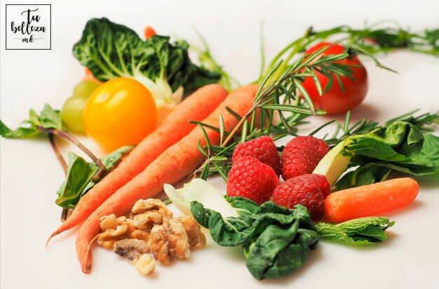 Para conservar el bronceado, come verduras con betacarotenos