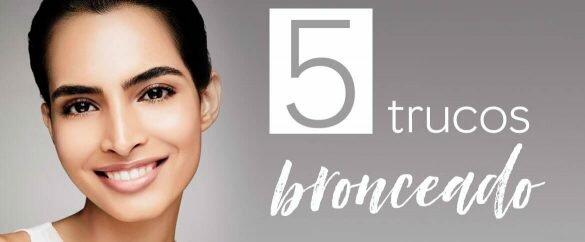 5 trucos para broncearse y mantener el bronceado