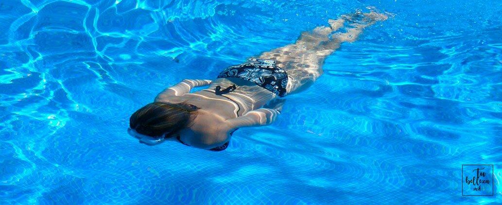 La natación, una de las mejores opciones para esculpir el cuerpo del verano