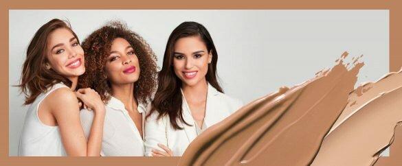 Cómo elegir la mejor base de maquillaje para ti
