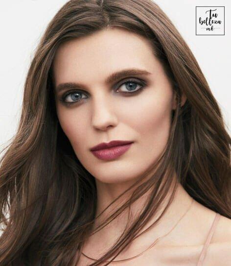 Tutorial de maquillaje de un look para otoño -invierno