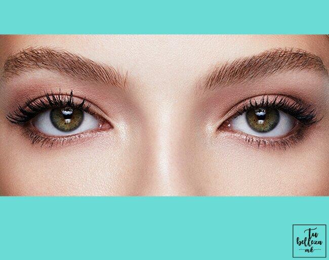 Maquilla el contorno de ojos para tener buena cara