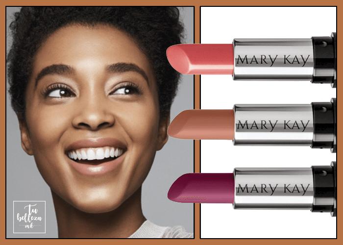 Encuentra tu tono de labios perfecto para pieles oscuras con pelo oscuro