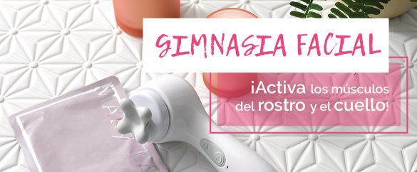 masajeador facial Skinvigorate de Mary Kay face gym gimnasia facial